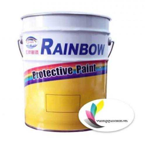 Sơn Nung Màu Rainbow Baking Enamel