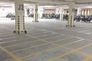 Tìm hiểu về sơn kẻ vạch bãi đỗ xe